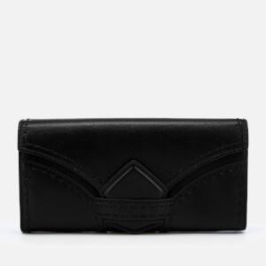 Vivienne Westwood Women's Rosie Diamond Long Wallet - Black