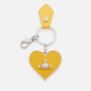 Vivienne Westwood Women's Mirror Heart Gadget - Yellow
