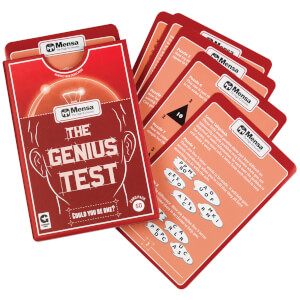 Mensa Karten Genius Test