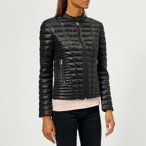 Guess Women's Outerwear Vona Jacket - Jet Black