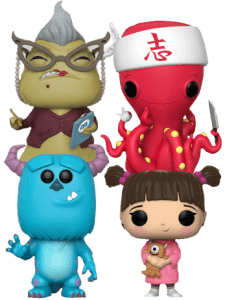 Monsters Inc. Pop! Vinyl - Pop! Collection