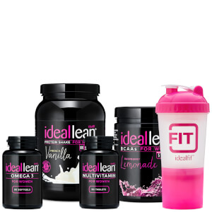 IdealFit Essential Supplement Bundle