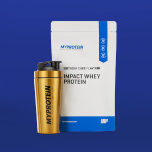 Myprotein Birthday Bundle