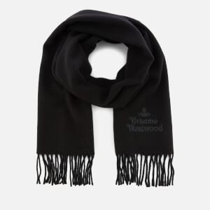 Vivienne Westwood Women's Wool Scarf - Black