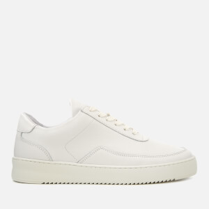 Filling Pieces Nardo Nappa Trainers - White