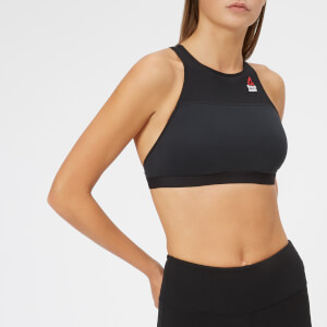Reebok Women's CrossFit Tech Bra - Black