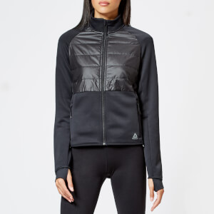 Reebok Women's Thermo Padded Jacket - Black