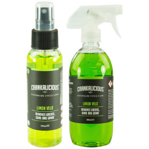 Crankalicious Limon Velo Degreaser Spray