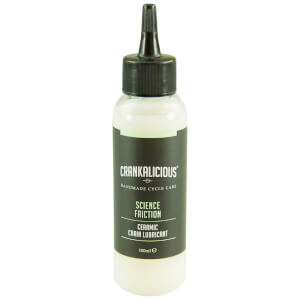 Crankalicious Science Friction Ceramic Lube - 100ml