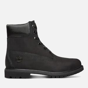 Timberland Women's Chic Satin 6 Inch Waterproof Boots - Black