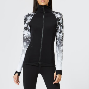 S'No Queen Women's Follie Sport Zippee - Snow Print