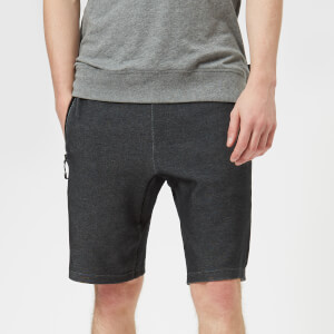 Armani Exchange Men's Sweat Shorts - Black