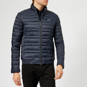 Armani Exchange Men's Padded Jacket - Navy