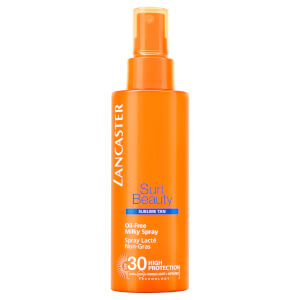 Lancaster Sun Beauty latte spray senza oli SPF 30 150 ml