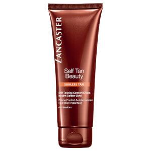 Lancaster Self Tanning Comfort Cream for Face and Body - Medium 125 ml