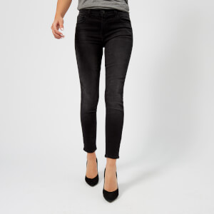 J Brand Women's 835 Mid Rise Capri Jeans - Nevermore