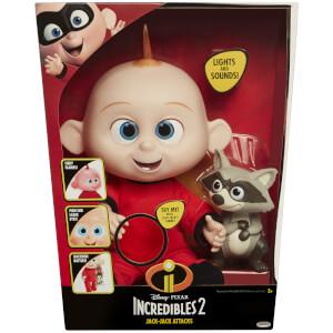 Jakks Pacific Disney Incredibles 2 Jack Jack Action Doll