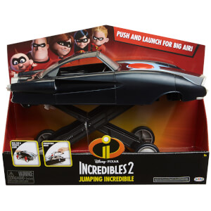 Jakks Pacific Disney Incredibles 2 1:24 Scale Jumping Incredible Figure
