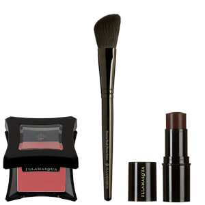 Illamasqua Chisel and Pop Kit (Worth $101)