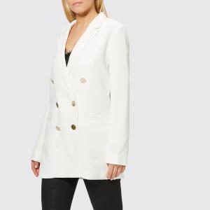 Armani Exchange Women's Blazer Jacket - Martini