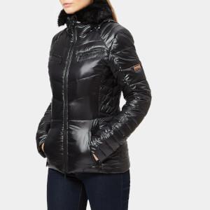 Barbour International Women's Losail Quilt Jacket - Black