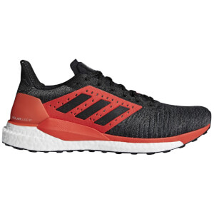 adidas Solar Glide ST Running Shoes - Red