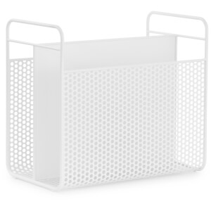 Normann Copenhagen Analog Magazine Rack - White