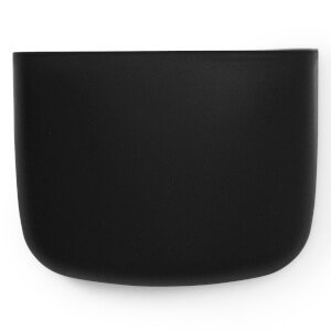 Normann Copenhagen Pocket Wall Organizer 2 - Black