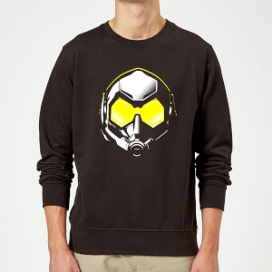 Ant-Man And The Wasp Hope Mask Pullover - Schwarz