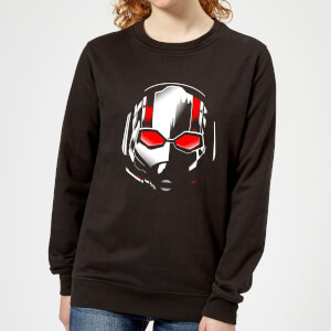 Ant-Man And The Wasp Scott Mask Damen Pullover - Schwarz
