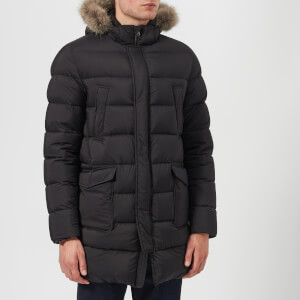 Herno Men's Il Parka - Black