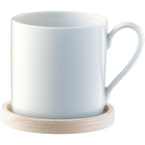 LSA Circle Mug and Ash Saucer
