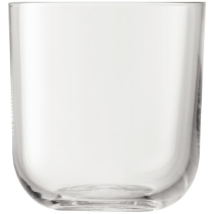 LSA Special Purchase Una Tumblers - 420ml - Clear - Set of 6