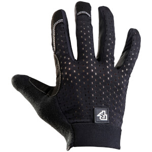 Race Face Black Stage MTB Gloves - Black