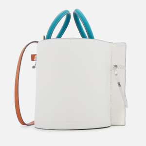 Danse Lente Women's Bobbi Small Bucket Bag - Snow
