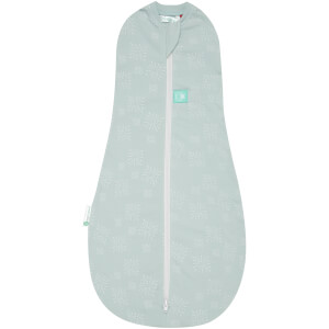 ergoPouch Cocoon Swaddle and Sleep Bag - 2.5 Tog - Mint Star