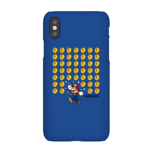 Coque Smartphone Coin Drop - Super Mario Nintendo pour iPhone et Android