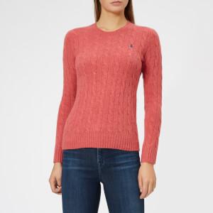 Polo Ralph Lauren Women's Julianna Jumper - Pink