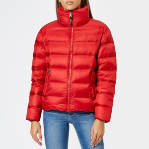 Polo Ralph Lauren Women's Down Jacket - Red