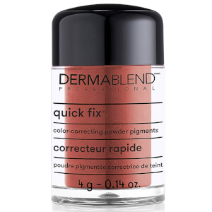 Dermablend Quick Fix Color-Correcting Powder Pigments 4g - Red