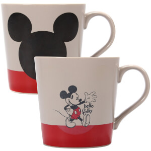 Taza Mickey Mouse Termosensible
