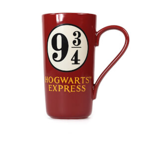 Harry Potter latte mok (Platform 9 3/4)