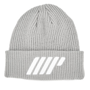 Knitted Beanie - Grey