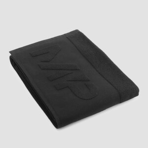 Essentials Large Towel - Black