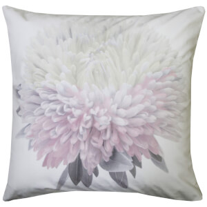 Karl Lagerfeld Adahli Floral Cushion - Purple