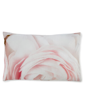 Karl Lagerfeld Rana Rose Pillowcase Pair - Pink