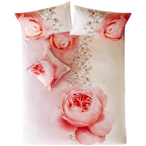 Ted Baker Blenheim Jewels Duvet Cover - Pink