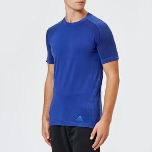 adidas Men's Ultra Light Short Sleeve T-Shirt - Mystery Ink