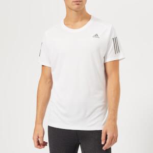 adidas Men's Response Short Sleeve T-Shirt - White