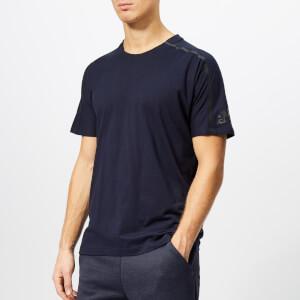 adidas Men's Z.N.E. Short Sleeve T-Shirt - Legend Ink
